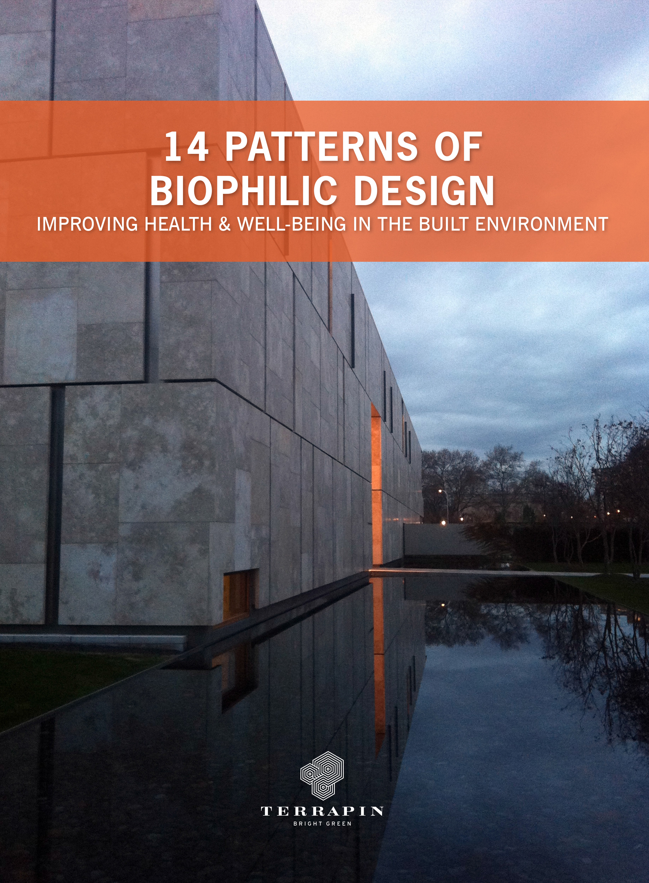 14 patterns of biophilic design