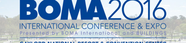 2016 BOMA Conference